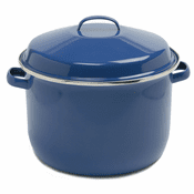 Porcelain Enamel Canning Pot 18Qt