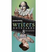 Quotable Notables Writers Boxed Notecards Set