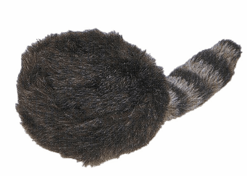 Raccoon Skin Hat