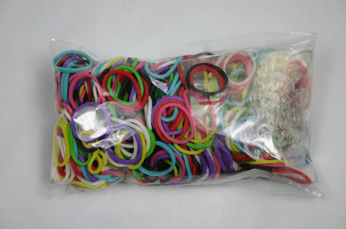 Rainbow Loom Refill Multi Bands Set
