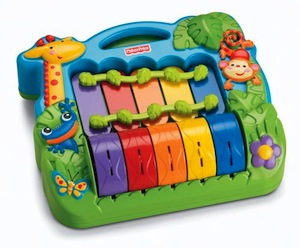 Rainforest Rainbow Piano