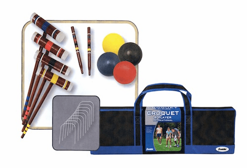 Recreational Croquet Set