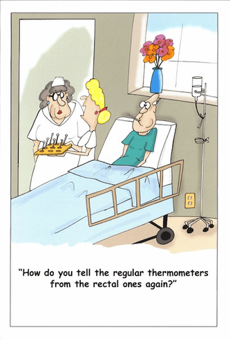 Rectal Thermometer