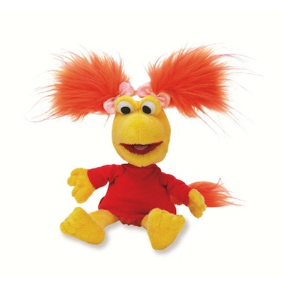 Red Fraggle Rock Bobble Head Doll