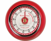 Red Retro Timer