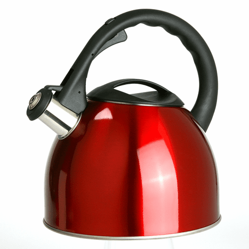 Red Tea Kettle 2.6L