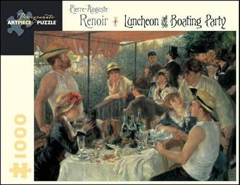 Renoir & Luncheon of the Boating Party