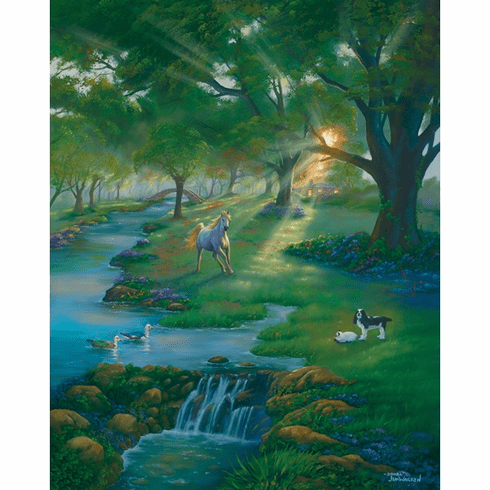 River of Life Puzzle