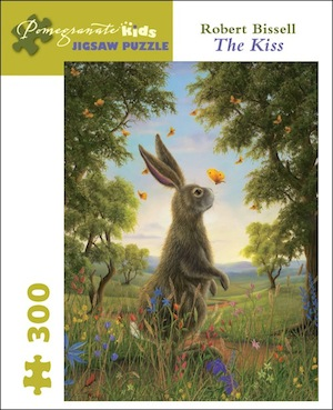 Robert Bissell: The Kiss Jigsaw Puzzle