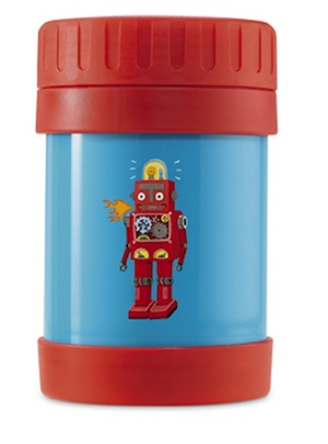 Robot Insulated Food Jar
