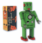 Robot Lilliput - Small