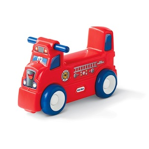 Rock & Scoot Fire Truck