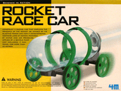 Rocket Race Car 4M Kit