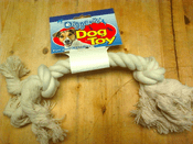 Rope Dog Toy - Thin