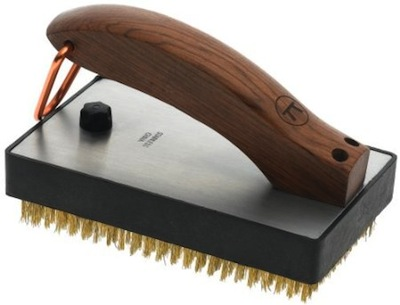 Rosewood Oversized Grill Brush