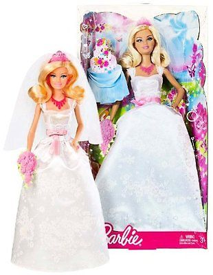 Royal Bride Barbie