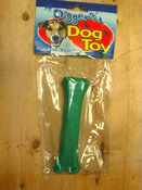 Rubber Bone Toy