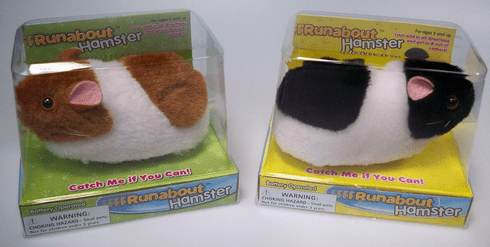 Runabout Hamster