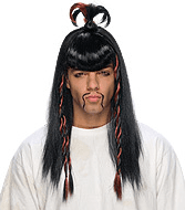 Samurai Warrior Wig