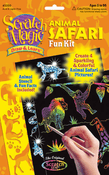 Scratch Magic Draw & Learn Animal Safari