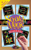 "Scratch Magic Scratch-Lite ""Stained Glass"""