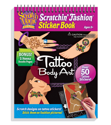 Scratchin' Fashion Tattoo & Body Art
