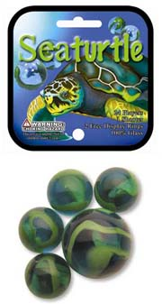 Sea Turtle Marbles