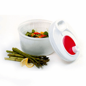 Self Draining Salad Spinner