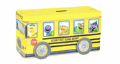 Sesame Street Bus Bank