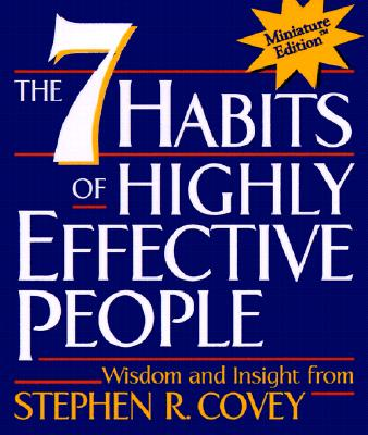 Seven Habits of Highly Effective People Miniature Edition