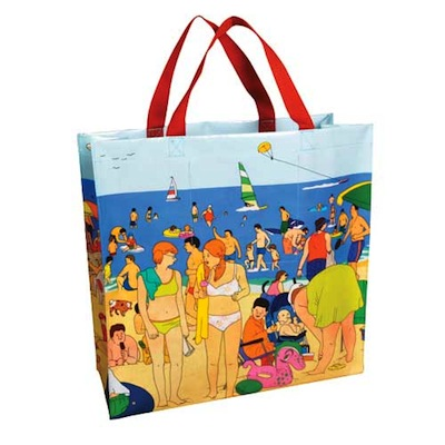 Shopper - Day at the Shore
