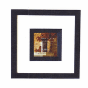 Silhouettes 1 3x3 OPNG Frame