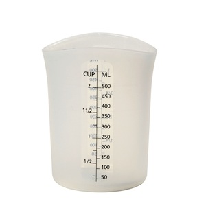 Silicone Measure Pour & Stir 2 Cups