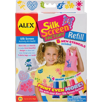 Silk Screen Factory Refill
