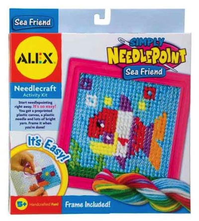 Simply Needlepoint - Sea Friend