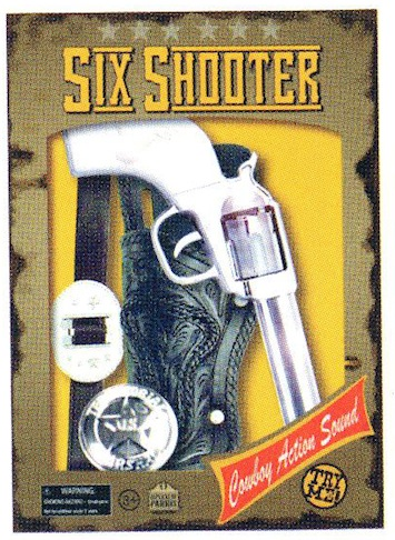 SINGLE SIX SHOOTER