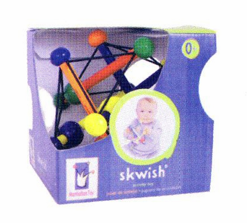 Skwish Classic Colored Baby Activity toy
