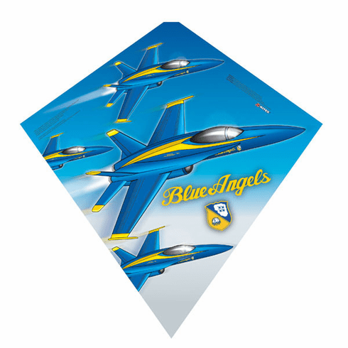 Sky Diamond Blue Angels Kite