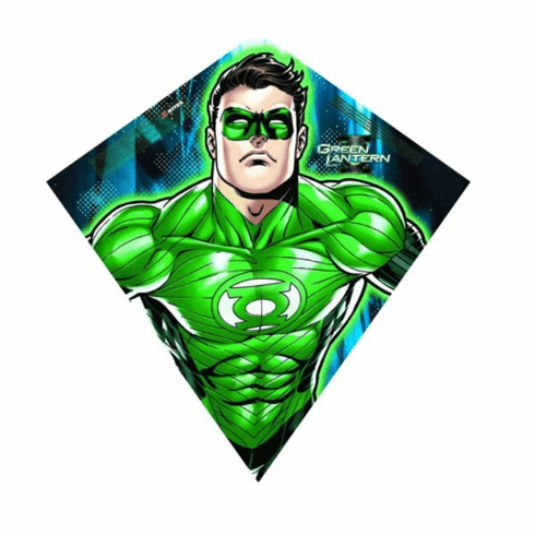 Sky Diamond Green Lantern Kite