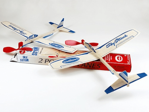 Sky Streak Motorplane Twin Pack