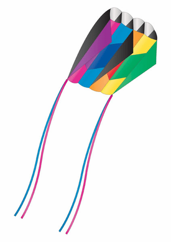 Skyfoil Frameless Rainbow Kite
