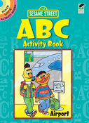 SM Activity Book: ABC Sesame Street