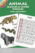 SM Activity Book: Animal Word Find