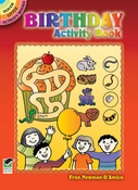 SM Activity Book: Birthday