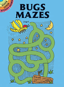 SM Activity Book: Bugs Mazes