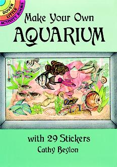 SM Activity Book: Make Your Own Aquarium