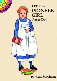 SM Paper Doll: Pioneer Girl