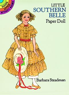 SM Paper Doll: Southern Belle