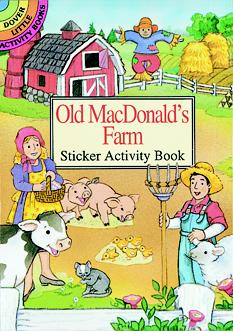 SM Sticker Activity Book: Old MacDonald's Farm