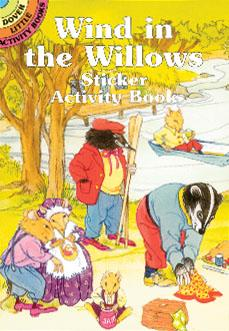 SM Sticker Activity Book: Wind in the Willows